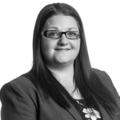 Kirsty  Smith, Senior Paralegal