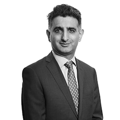 Iftkhar Ahmed, Partner