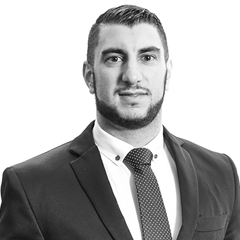 Tasso Anestidis, Senior Associate