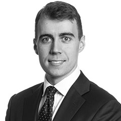 Tom Parry, Senior Associate