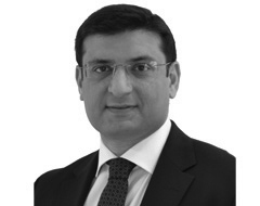 Muhammad Arif  Saeed, Partner