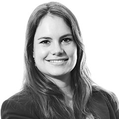 Laura Schlebusch, Senior Associate