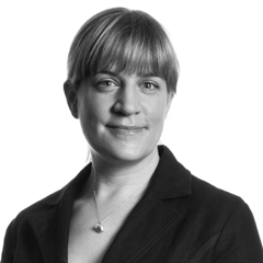 Jenny Thompson, Principal Associate