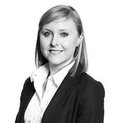Natalie Thorn, Senior Associate