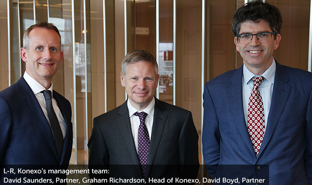 Eversheds Sutherland launches Konexo