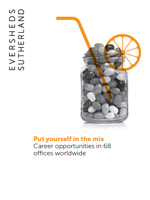 Eversheds Graduate Recruitment Brochure - South Africa