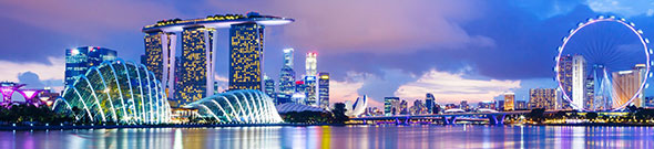 Legal services in Singapore