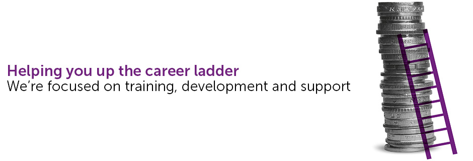 Helping you up the career ladder