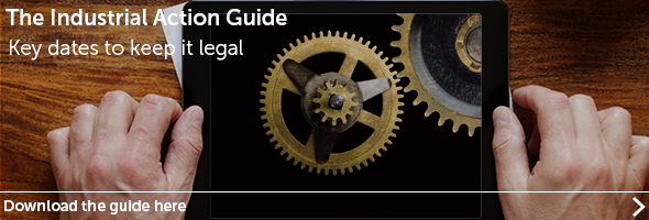 The Industrial Action Guide