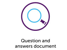 Question and answers document
