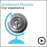 Intellectual property - Our experience? view the video