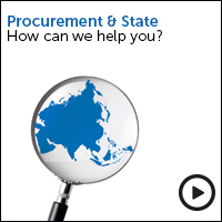 Procurement, how can we help you? - view the video