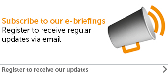 Subscribe to our e-briefings