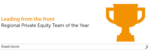 Regional Private Equity Team of the Year