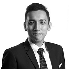 Eugene Chan, Senior Associate