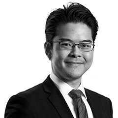 Shaun Ho, Senior Associate